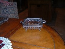 pyrex serving dish with stand in Houston, Texas