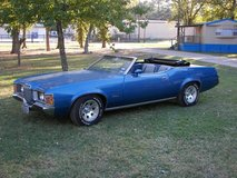 71 Cougar XR7 in Kingwood, Texas