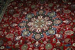 """Tabriz Persian Rug 10' 2"""" x 6' 7"""" (ft) Signature Rug  BY DEALER in Ramstein, Germany"""