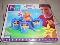 DISNEY WINNIE THE POOH  HIDE N SEEK MEMORY GAME in Fort Hood, Texas