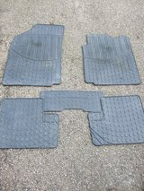 Citroen C3 Rubber Mats in Lakenheath, UK
